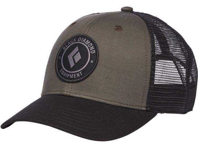 Black Diamond Trucker Hat walnut-black